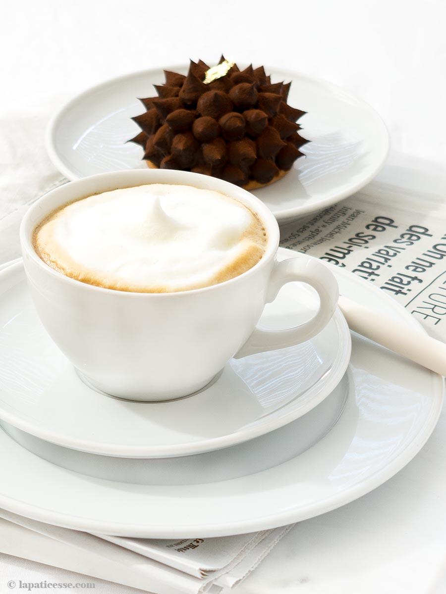 Igel Törtchen rezept Café Intención ecológico Espresso