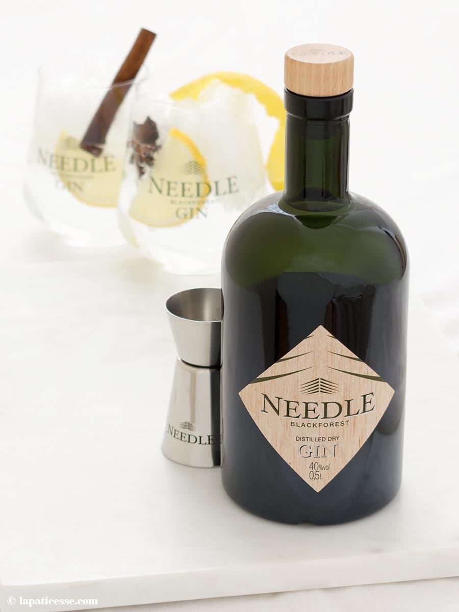 Gin-Pralinen Needle Blackforest Gin