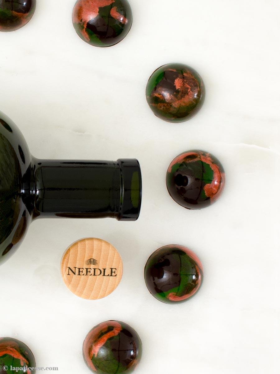 Mystische Gin-Pralinen Needle Blackforest Gin