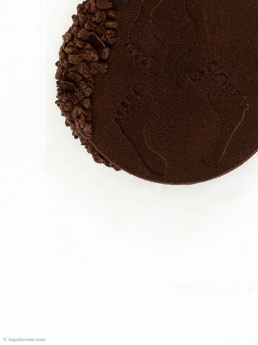 Karibische Torte Rezept Karamell Schokolade Mousse Mango